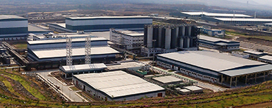 A decorative paint plant for one of the largest paint manufacturer in the country