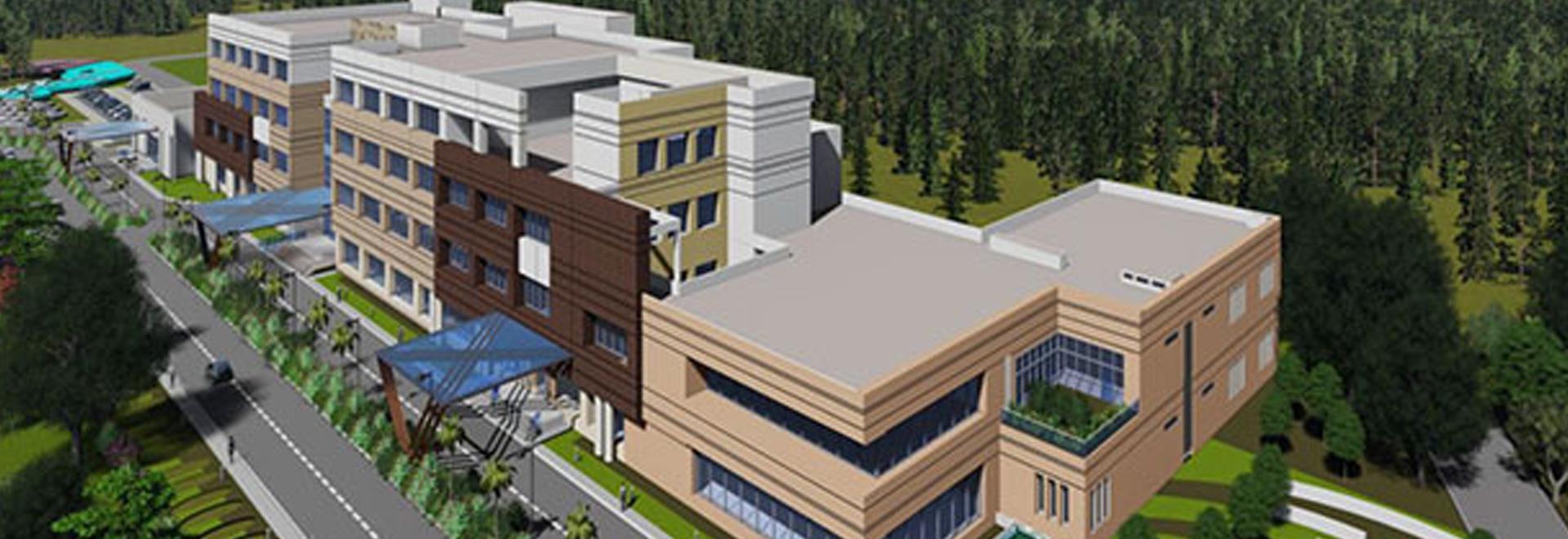 Balco Medical Center, Naya Raipur, Chhattisgarh
