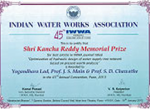 indian water works assosiation