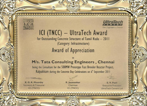 ultra tech award