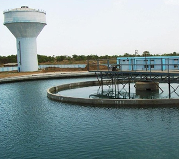 Gujarat Water & Sewage Works