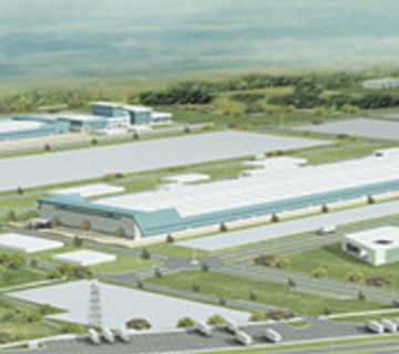 Tyres Manufacturing Facility at Trichy Tamil Nadu