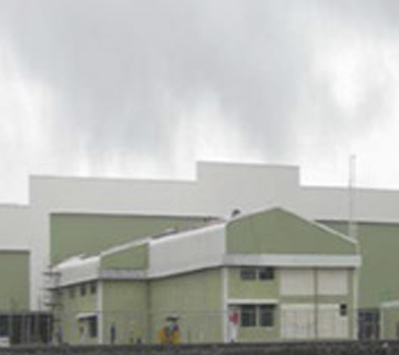 Automobile Manufacturing Facility