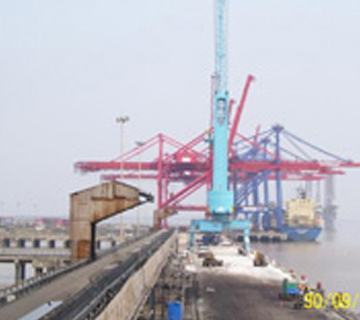 Expansion of Container Terminal