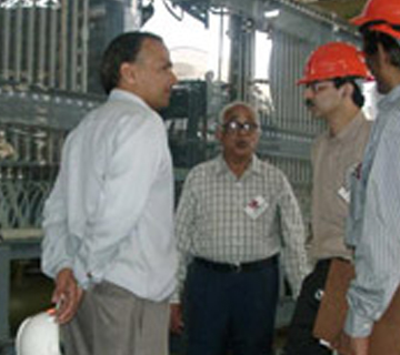 Safety, Health and Environment Audit - Grasim – Chemical Plant