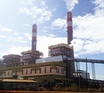Ratnagiri, Power plant