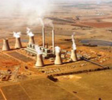 6 x 600 MW Dhuva Power Station