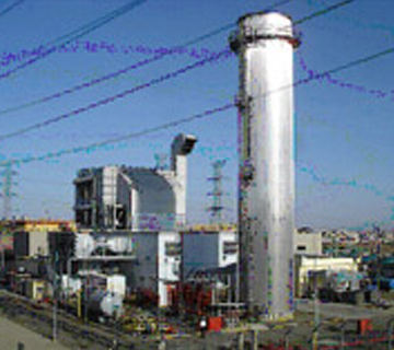 1 x 70 MW Asir Gas Turbine Power Plant