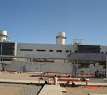 3 x 60 MW Tabouk Phase-2 for Power Plant (Saudi Arabia) - National Contracting Company Limited