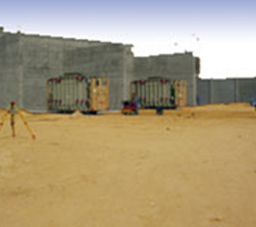 132 kV/ 66 kV Gas insulated substations (Qatar)