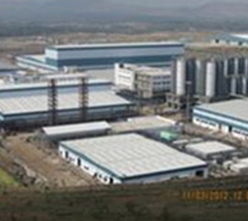 7th decorative paint plant at Kesurdi near Pune