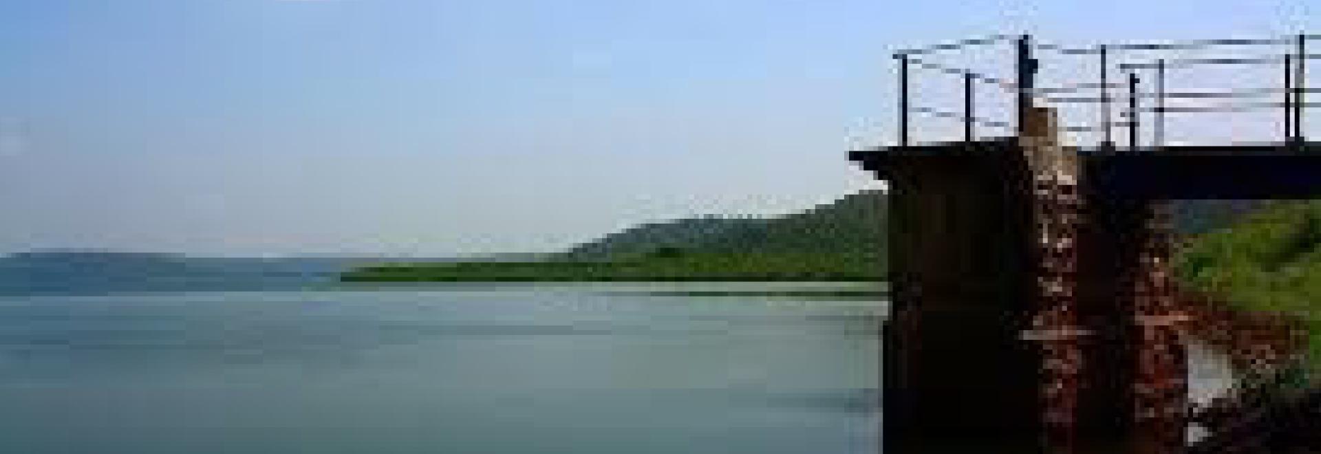 Pariat Gravity Dam