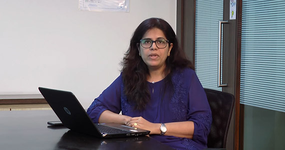 Nayan Kalyankar, Corporate HR recounts her experience at TCE